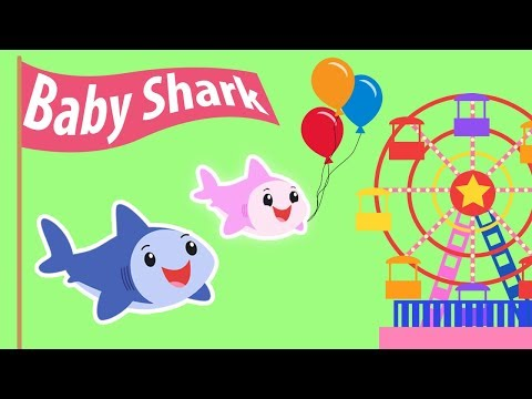 Baby Shark Carnival and More | Mommy Shark Week | Baby Songs from Mother Goose Club!