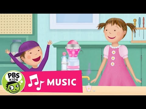 PINKALICIOUS & PETERRIFIC | Mix Them All Together! | PBS KIDS