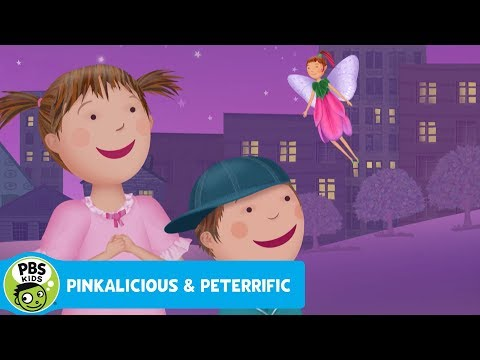 PINKALICIOUS & PETERRIFIC | Springtime Fairies Song | PBS KIDS