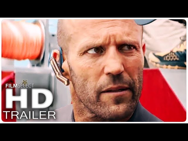 THE MEG Extended Trailer (2018)