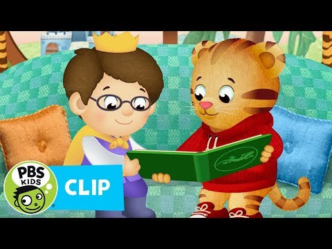 DANIEL TIGER'S NEIGHBORHOOD | The Disappearing Lizard | PBS KIDS
